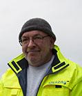 LKW-Fahrer Andreas von pfenning logistics