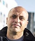 LKW-Fahrer Robert von pfenning logistics